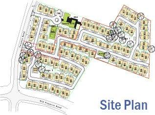 Teranca Mew Retirement Village Mandurah - Site Plan